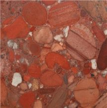 Aquarius Red Granite