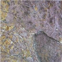 Lilac Gold Slate