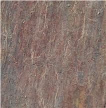 Molten Copper Quartzite