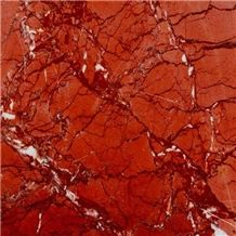 Rosalia Red Marble