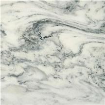 White Shadow Kuzbas Marble