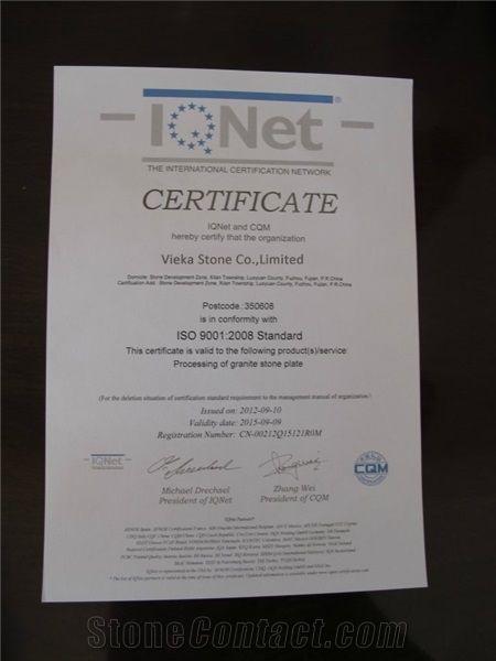 Certificate CQM(2)
