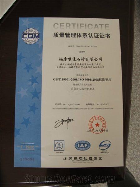 certificate CQM (1)