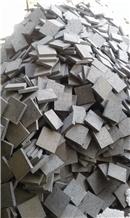 Bali Grey Andesite Stone Sawn Cut Floor Tiles