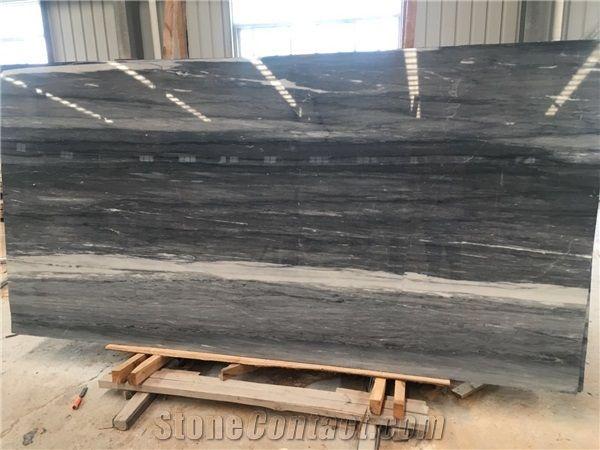 China Palissandro Custom Cut Marble Slab And Tile