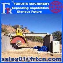Block Slice Granite Cutting Machine Automatic Cut