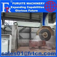 Granite Block Cutter Automatic Stone Cut Machine
