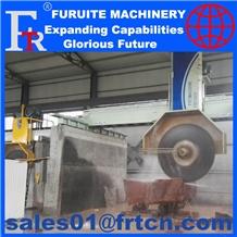 Plc Stone Cutting Machine Granite Block Slice Sale