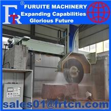 Stone Block Automatic Cutting Machine Block Slice