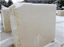 Cremani Beige Marble Block