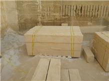 Gravina Tufa Stone Quarry Blocks