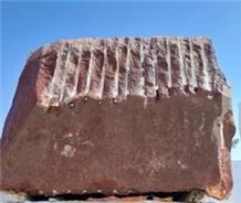Red Granite Blocks Available, Iran Red Granite