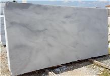 Crystallina (Astir) Semi-White Marble Slabs