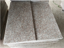 G664 Tiles, Luoyuan Cherry Red Granite Tiles