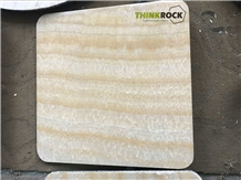 Onyx Composite Honeycomb Tabletops, Cafe Table Top