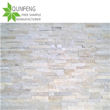 China Culture Stone Quartzite Wall Cladding Panels