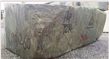Aquarrella Green Granite Blocks