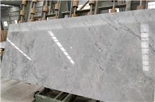 Super White Quartzite Big Slabs and Tiles 2.0cm