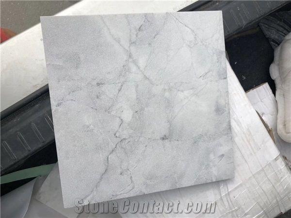 Superwhite Calacatta Quartzite 1cm Tiles