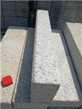 Chinese Grey Granite Hubei G602 Palisade Stone