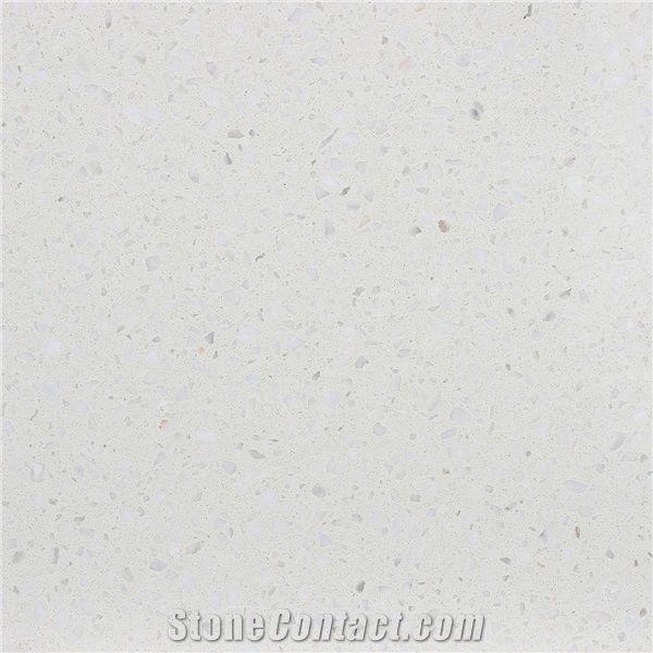 White Cement Terrazzo Tiles - Xiamen Mars Stone Co ,Ltd