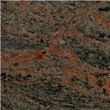 Multicolor Orinoco Granite