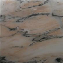 Pink Tiger Skin Marble