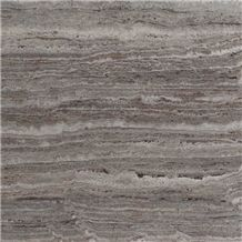 River Silver Travertine