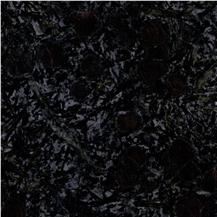 Silhouette Black Granite