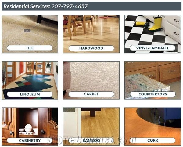 Paul G White Interior Solutions Stone Supplier