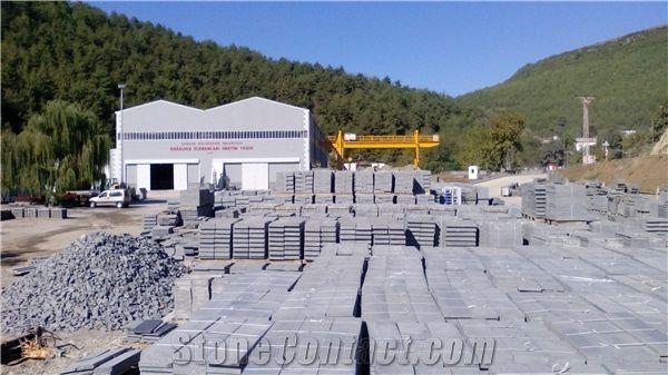 The Machinery Supply Maintenance And Repair Department As Of 2017 Doğaltaş Elemanları Manufacturing Facility Is A Natural Stone