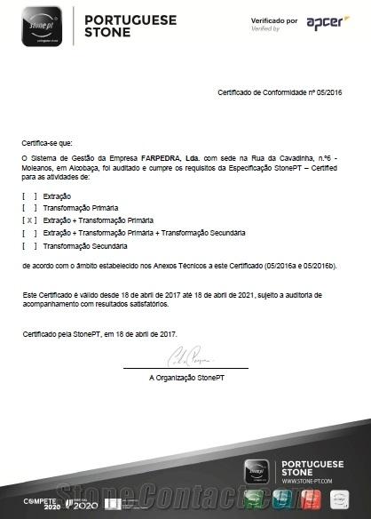 StonePT - Certified