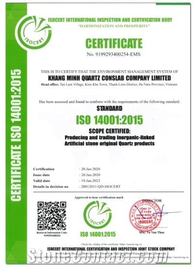 ISO14001:2005