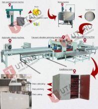 Artificial quartz stone production line- Quartz Pressing Machine