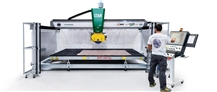 STAR Plus CNC BRIDGE SAWS- Cuting, Drilling