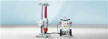 HDM 025 Hydraulic Quarry Drillers with electric rotation and hydraulic feeding system