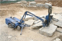 Perfora Rock Buggy Quarry hydraulic drilling mobile unit