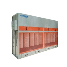 Automatical Dry type dust collector Booths Dry type dust extractor system Dry suction wall Granite Quartzite Engineered Marble Dust Collectors