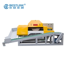 Bestlink factory 30HP 60HP Thin Stone Saw Cutting Machine for Basalt Stone