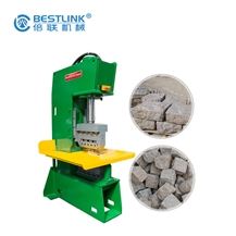 Bestlink Factory Natural Face Paving Stone Machine