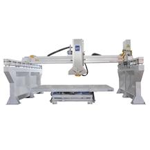 Infrared  Bridge saw, stone cutting machine, stone cutter with head tilt Bridge cutting machine slab cutting machine