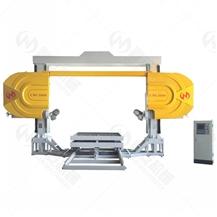 CNC Wire saw Block cutting machine Single wire saw block cutting machine