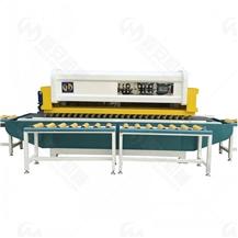Flat and bevel edge polishing machine polisher for flat edge and bevel edge