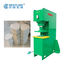 High Efficiency Granite Splitter and Stamping Machinery for Sale