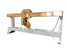 Semi automatically edge polishing machine single head edge profiling polishing machine bridge type edge polisher