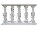 Stone Balustrades, Railings