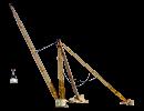 Mast Crane-Derrick Crane