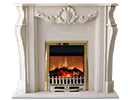 Artificial Stone Fireplaces