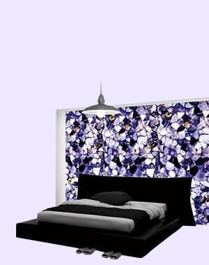 Artificial Stone Decor, Mosaic, Furniture