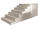 Artificial Stone Stairs
